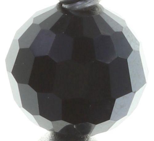 Konplott Festival Ohrhänger in schwarz Silberfarben #5450543746098