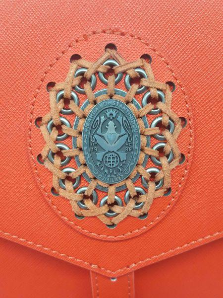 Konplott Plain is Beautiful Rucksack Orange #5450543544380