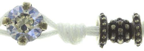 Konplott Festival Armband in weiß Messing #5450543746784