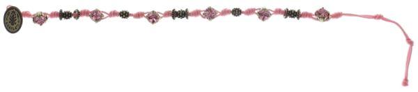 Konplott Festival Armband in rosa Messing #5450543746760