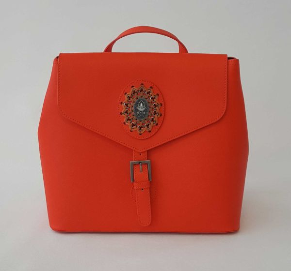 Konplott Plain is Beautiful Rucksack Orange #5450543544380