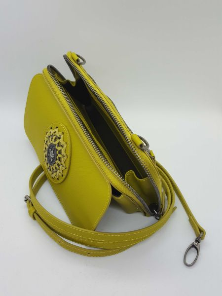 Konplott Plain is Beautiful Wallet Bag Citronelle #5450543544342