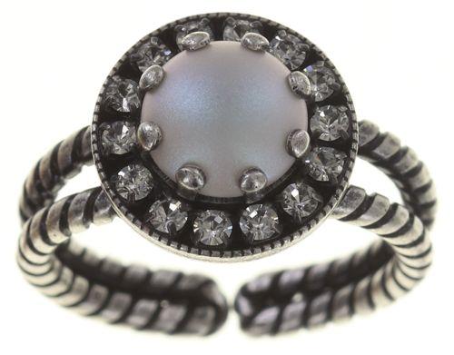 Konplott Simply Beautiful Ring in weiß #5450543692203
