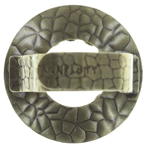 Konplott Inside Out Ring in gelb #5450543728025