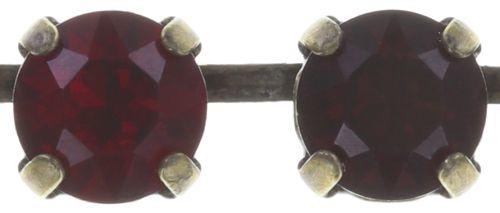 Konplott Colour Snake Halskette in dunkelrot #5450543666051