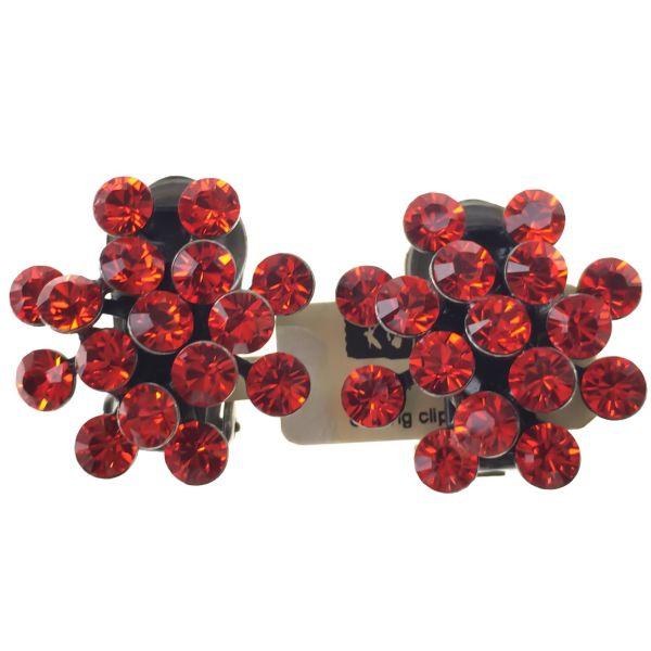Konplott Magic Fireball Ohrclip in hyacinth #5450527640374