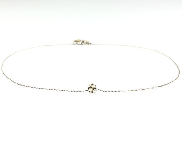 Konplott Disco Balls crystal golden shadow Halskette mit Anhänger S #5450527640695