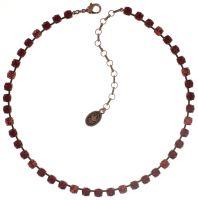 Konplott Colour Snake Halskette in coralline/rot