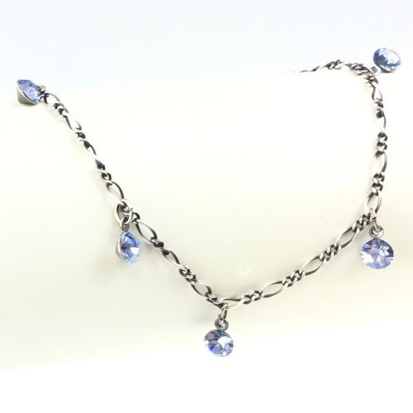 Tutui light sapphire Armband verschließbar
