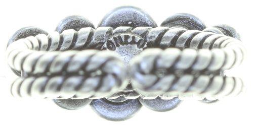 Konplott Water Cascade Ring in weiß #5450543753843