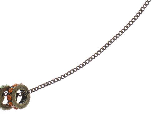 Konplott Colour Ring Halskette in multi #5450543734422