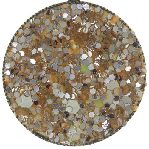Konplott Studio 54 Ohrstecker goldgelb Messing Größe M #5450543749082