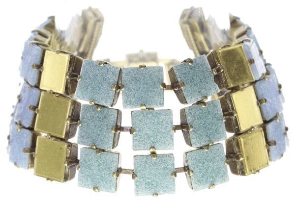 Konplott Cleo Armband in hellblau #5450543715513