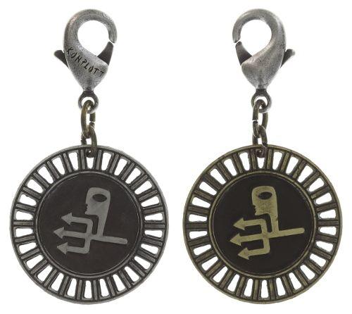 Konplott Zodiac Charm-Anhänger (Wassermann) #5450543647302