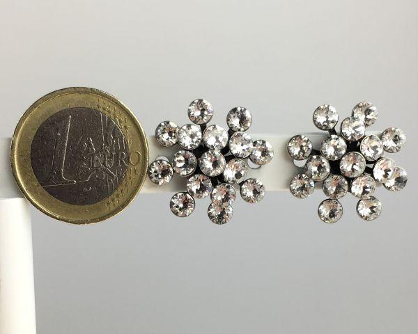 Konplott Magic Fireball Ohrstecker klassisch in crystal #5450527611664