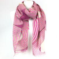 Konplott The Big 30 Halstuch in Pink/Beige #5450543530055