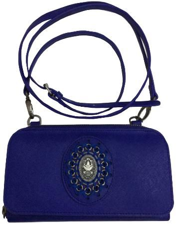Konplott Plain is Beautiful Wallet Bag blau #5450543544311