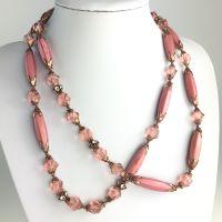 Konplott Pineapple rosa Halskette #5450543620275