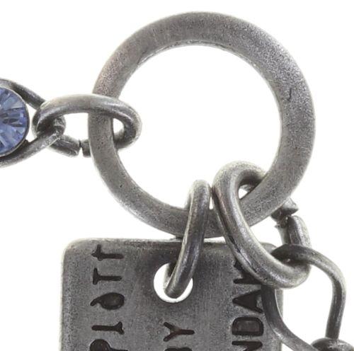 Konplott Magic Fireball Armband Mini in light sapphire #5450543656458
