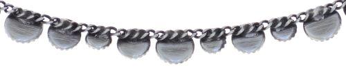 Konplott Water Cascade steinbesetzte Halskette in coralline #5450543772943