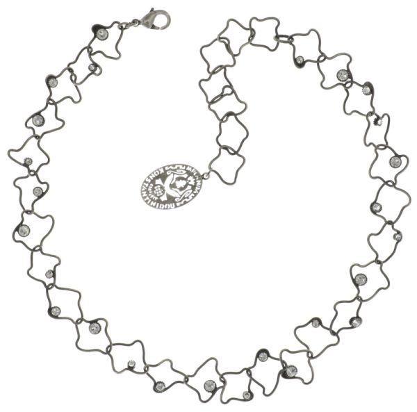 Konplott From Joanna with Love Halskette silber, kristall Steine #5450543673233