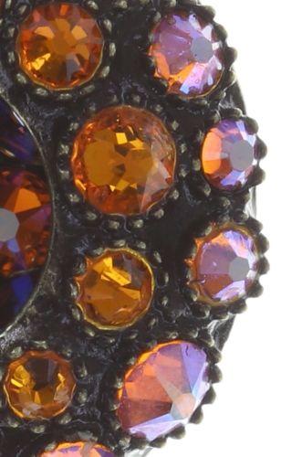 Konplott Inside Out Ohrstecker Größe S in orange #5450543638935