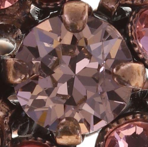 Konplott Caviar Treasure Ring in beige/pink #5450543707334