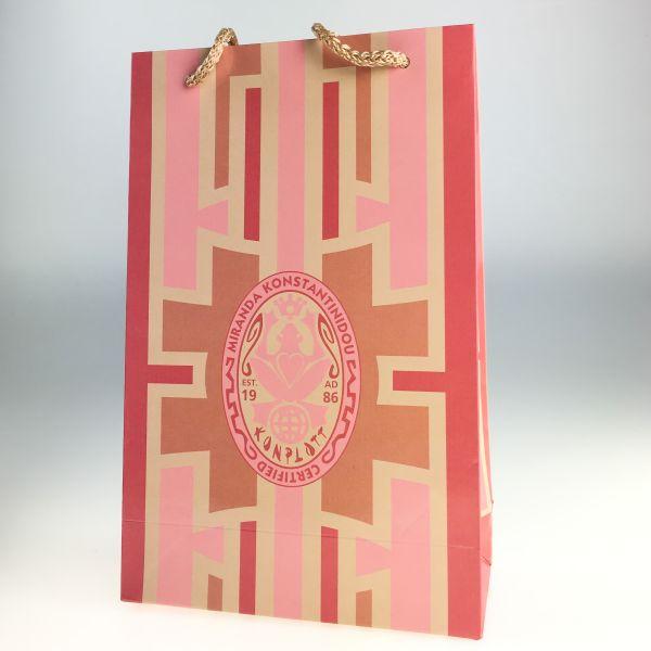 Konplott Bag in Rosa #RosaRechtecke