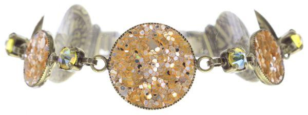 Konplott Studio 54 Armband in goldgelb Messing #5450543749051