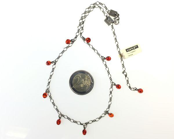 Konplott Tutui hyacinth Halskette steinbesetzt #5450527641258