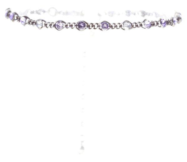 Magic Fireball Armband mini in lila