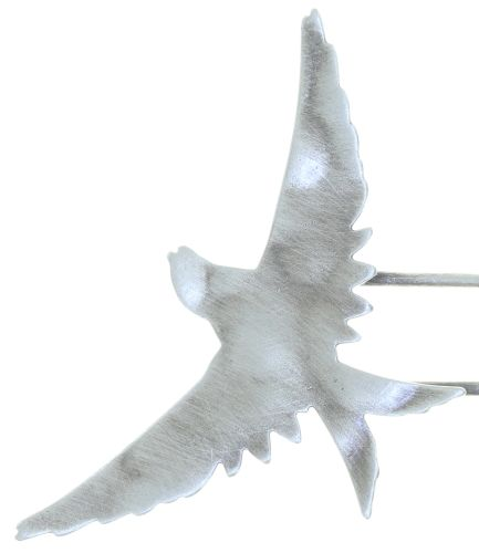Konplott The Sparrow Haarnadel Größe S in silber #5450543749815