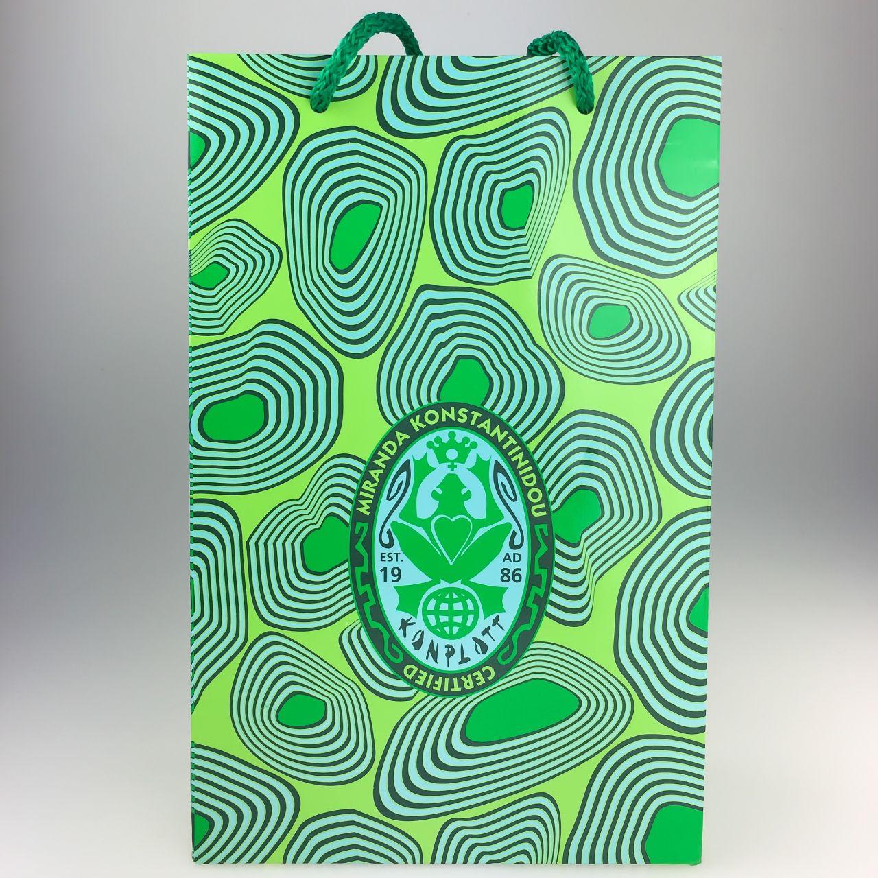 Bag in Grün