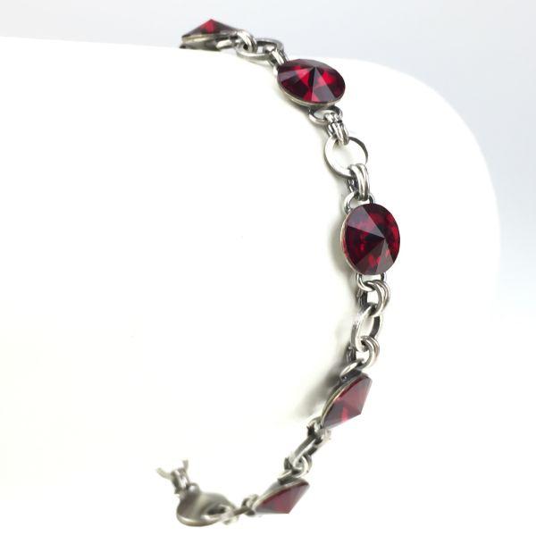 Konplott Rivoli rotes Armband verschließbar #5450527612814