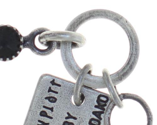 Konplott Water Cascade Armband in schwarz #5450543766577