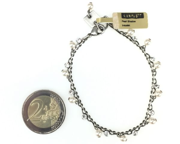 Konplott Pearl Shadow crystal Armband #5450527598903