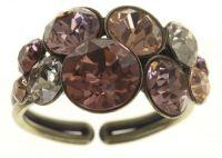 Konplott Petit Glamour Ring in beige rosé #5450543682457