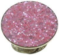 Studio 54 Ring in pink Messing