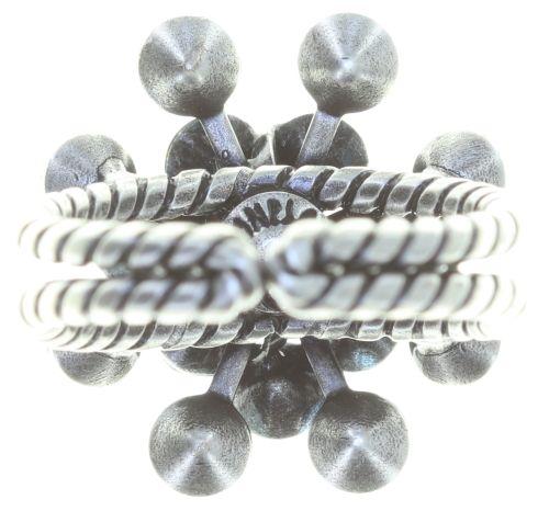 Konplott Magic Fireball Ring in blau #5450543765761