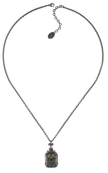 Konplott Color on the Rocks rose Halskette mit Anhänger lang #5450543645681
