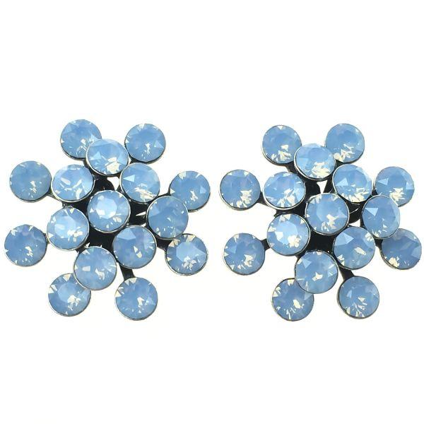 Konplott Magic Fireball light blue Ohrstecker klassisch #5450543461274