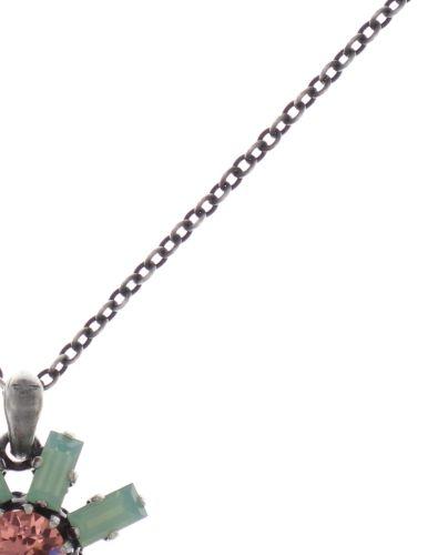 Konplott Spider Daisy Halskette in pastel multi Größe S #5450543736419