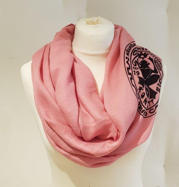 Konplott Loop Schal in Powder Pink #5450543552972