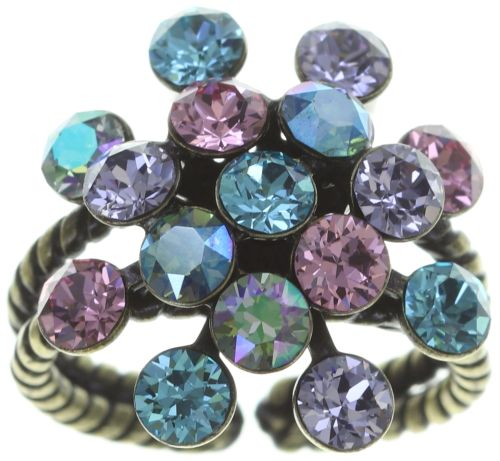 Konplott Magic Fireball Ring in pastel multi #5450543727981
