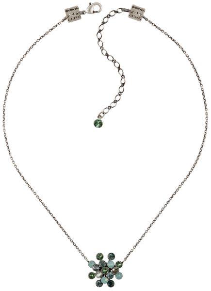 Magic Fireball Halskette in grün