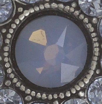 Konplott Spell on You Ohrstecker blau air blue opal #5450543671390