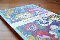 Konplott Freundebuch Kindergarten | Das auch in vielen Jahren noch gerne angeschaut wird #special0003