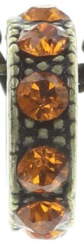 Konplott Colour Ring Halskette lang in multi #5450543734408