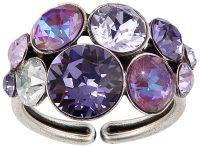 Konplott Petit Glamour Ring in lila