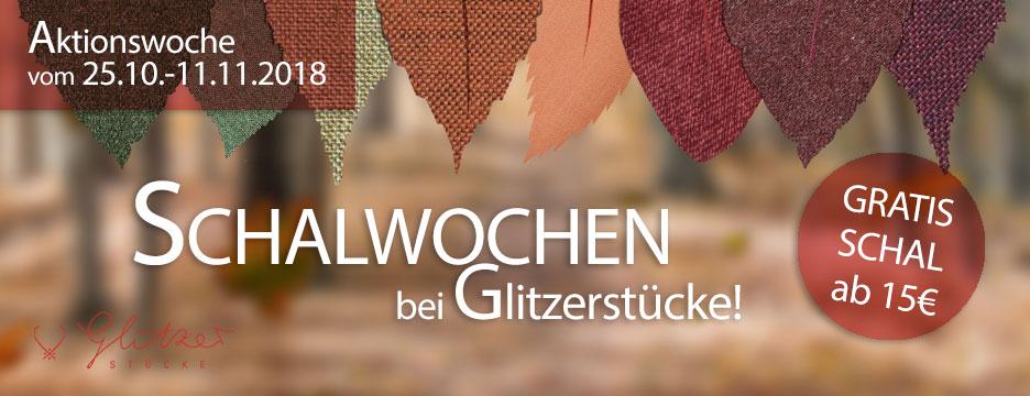 Konplott Schalwochen 2018 bei Glitzerstücke